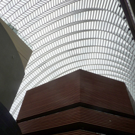 The Kimmel Center for the Performing Arts in Philadelphia.