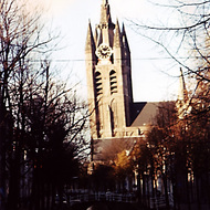 Oude Kerk - The Delft, the Netherlands