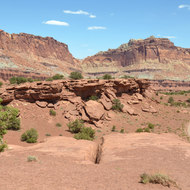 Capitol Reef National Park.
