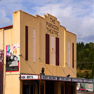 The Paragon theatre.